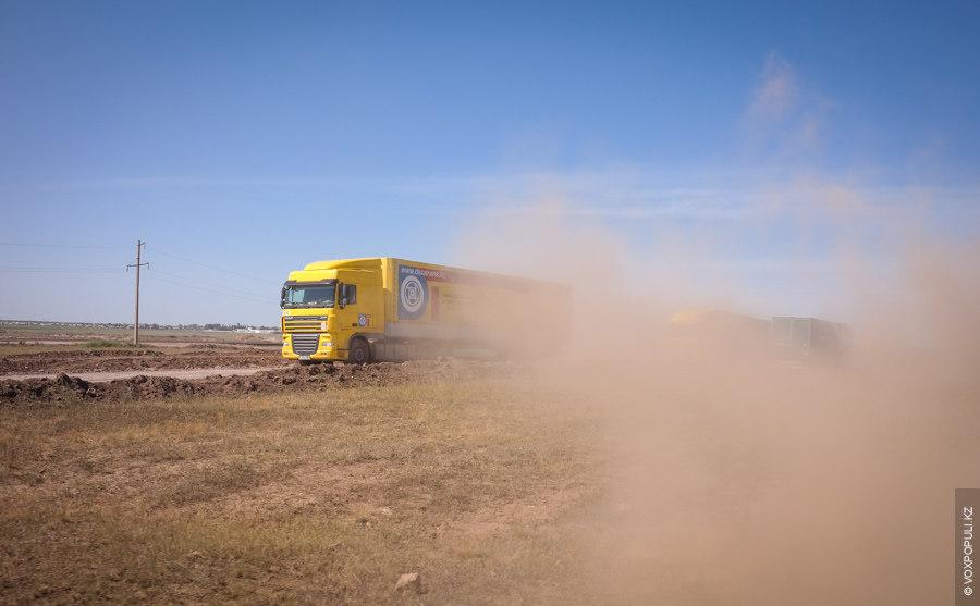 Проект «Дорога»: Актау – Костанай