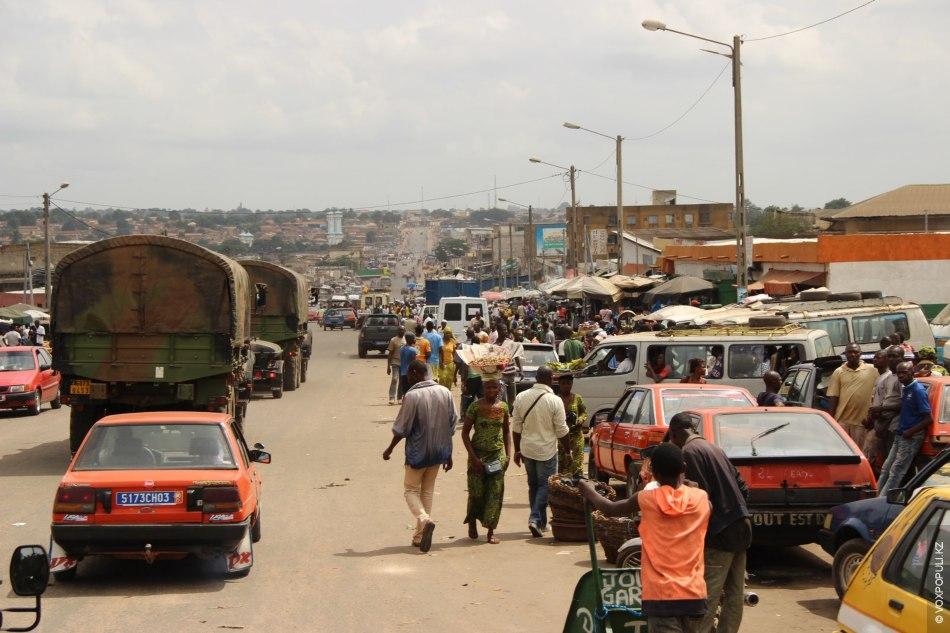 Рынок Boauke.