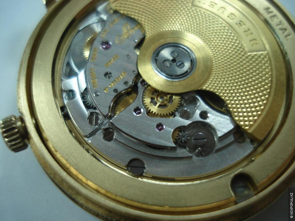 Как утверждает Петр, между ремонтом старых и новых часов нет особой разницы. Новые часы могут...