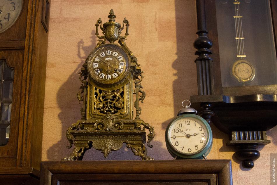 – Часы – это мое увлечение, отвлечение от реальности. Я думаю, что, в принципе, этим...