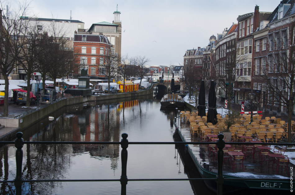 Тренд №3: Голландия – страна сэндвичей. Большинство на обед едят бутерброды, приготовленные дома или купленные...