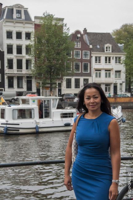 Гульжан, 10 лет живет в Голландии, замужем за голландцем: – В этой стране я оказалась благодаря...