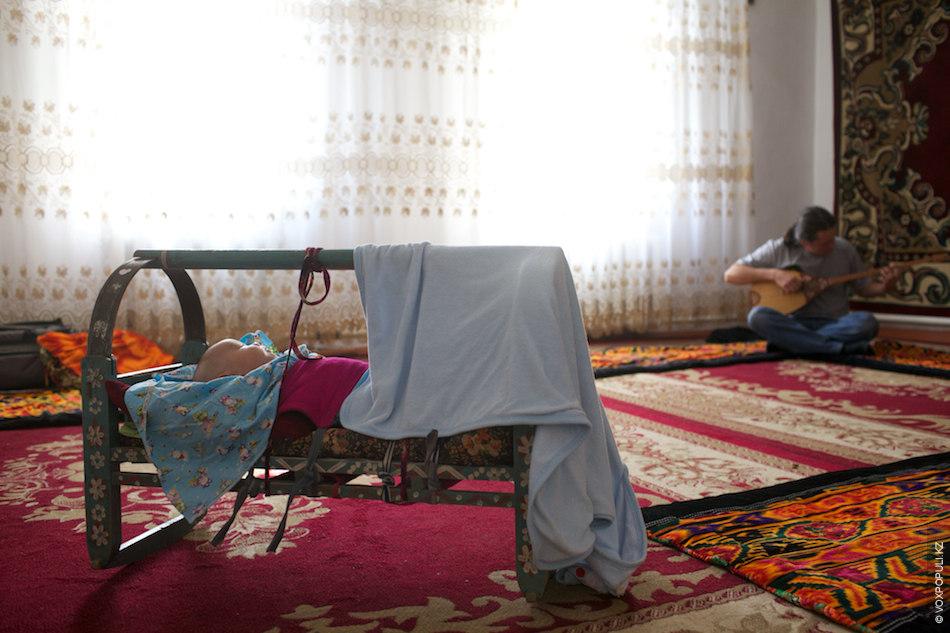 В гостях у Саурана