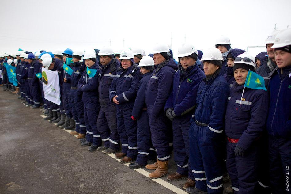 Как живется нефтяникам Мангистау: фото №0041