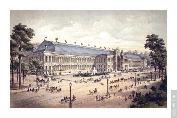 Факт №2. Наполеон тоже захотел ЭКСПО  Выставка так потрясла мир, что император Франции Наполеон III решил...
