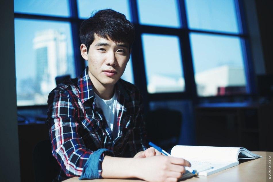 Иностранные студенты. Южная Корея