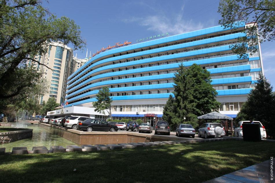 Гостиница казахстан фото 05