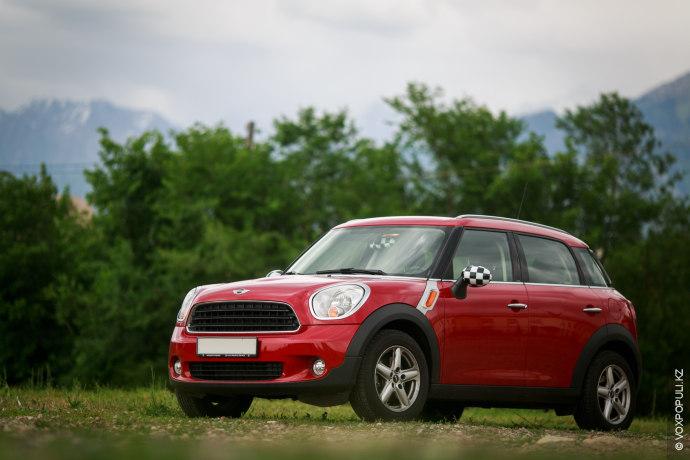 – Я полюбила маленькие автомобили после первой поездки в Европу и Англию. Я человек практичный,...