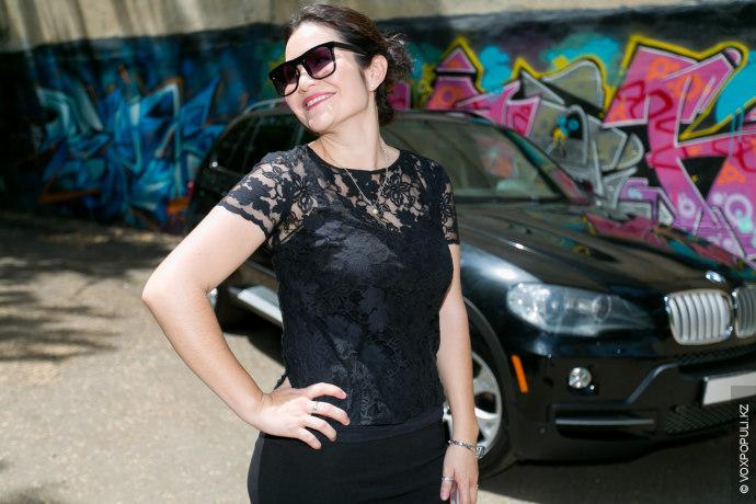 Гульмира, 30 лет, маркетолог. BMW X5, 2008 год, третья по счету машина: