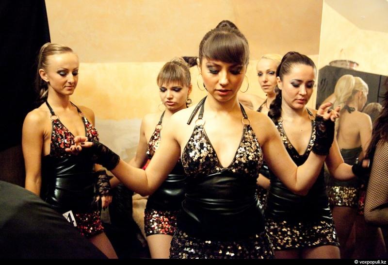 Dance Lady