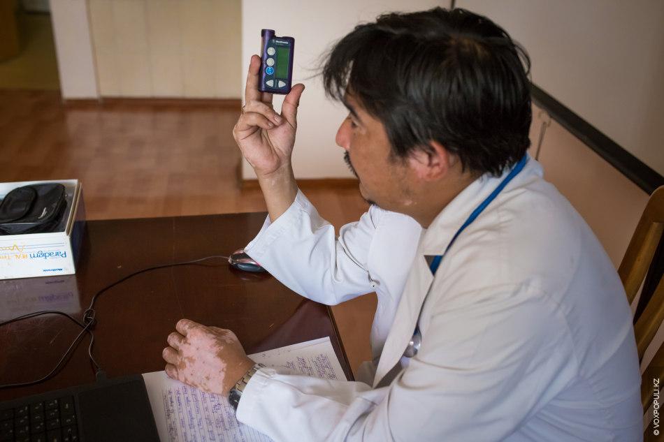 Другой вопрос, в котором проявляется халатность врачей, – беременность при сахарном диабете:  – До сих пор...