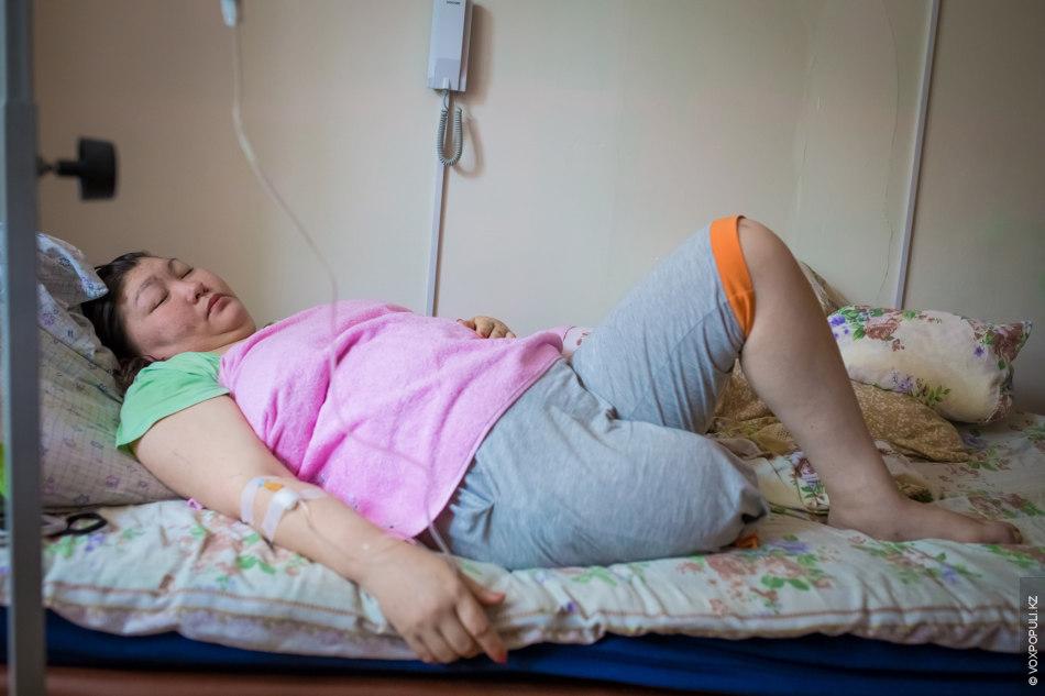 – Мне хотели отрезать палец на ноге, но один врач сказал, что в этом нет...