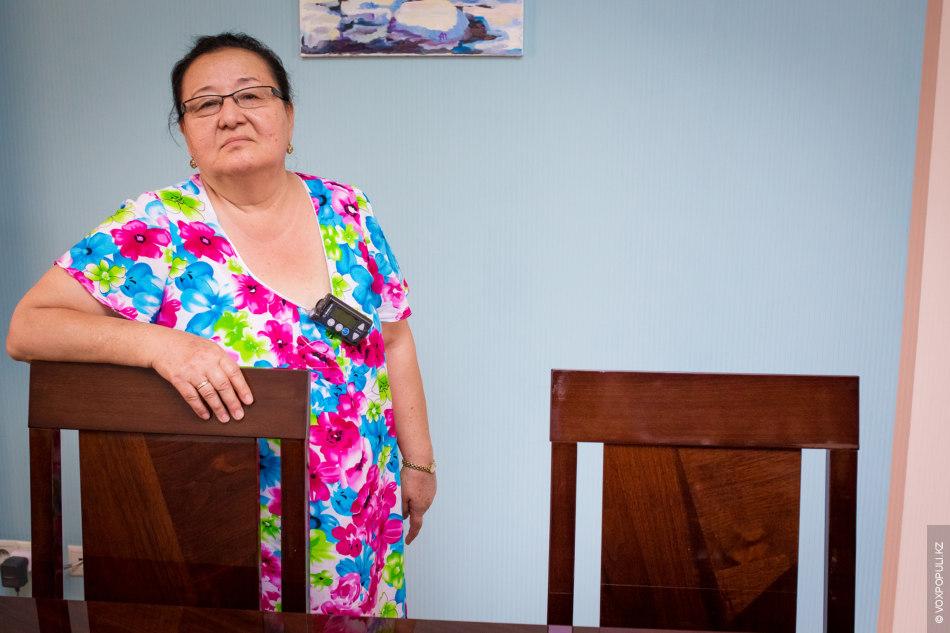 Ляззат Ибадулаевна больна диабетом 37 лет. Диагноз поставили еще в 1977 году:  – Когда обнаружили диабет...