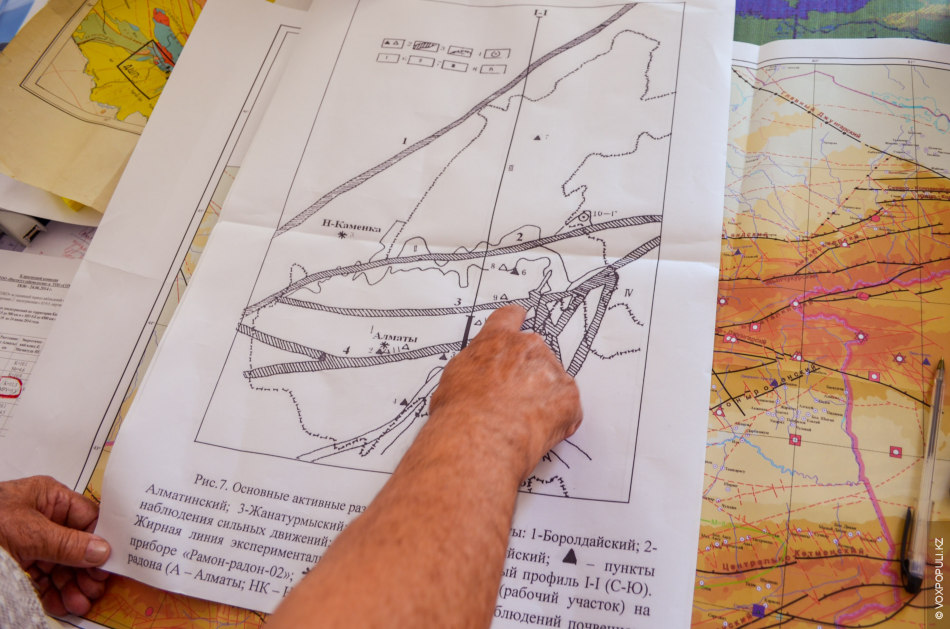 Землетрясение в Алматы: помоги себе сам