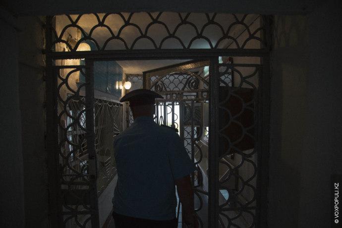 Пожизненная тюрьма  «Черный беркут»: фото №0007