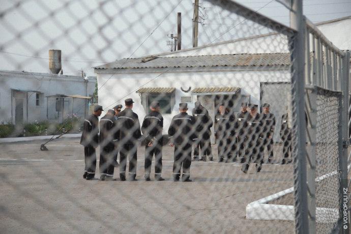 Пожизненная тюрьма  «Черный беркут»: фото №0010