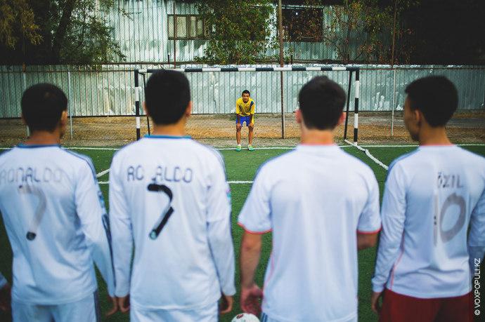 Вы уже читали о молодых парнях, живущих футболом, но слышали ли вы об успехах...