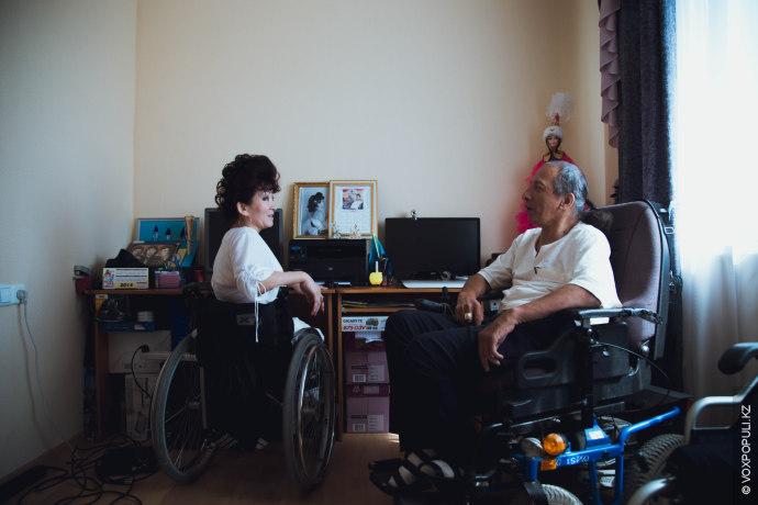 Дюсенгали Оспанов и Аруна Жаксагулова в этом году справляют юбилей – 20-летие совместной жизни. О...