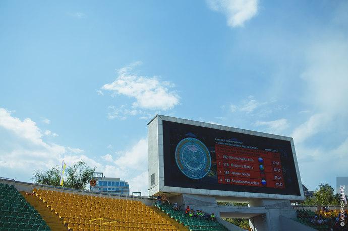 Казахстан впервые принимает мировое первенство по пожарно-спасательному спорту. Соревнования проходят на Центральном стадионе. Организацию взяли...