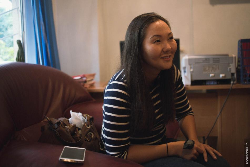 "Алима, подруга, коллега и сокурсница Зафара:<br /><br /> ""Я врач-хирург интерн, учусь на седьмом курсе КазНМУ.<br /><br /> В хирургии..."