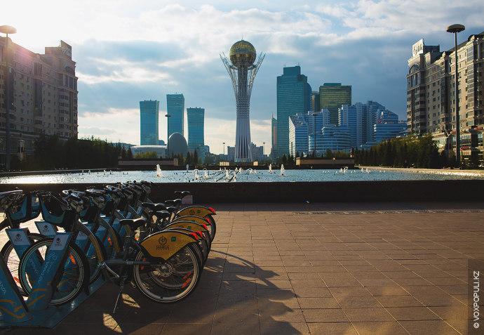 Астана Bike – пилотная система городского велопроката. Основной принцип проекта использовать велосипеды не для туристических...