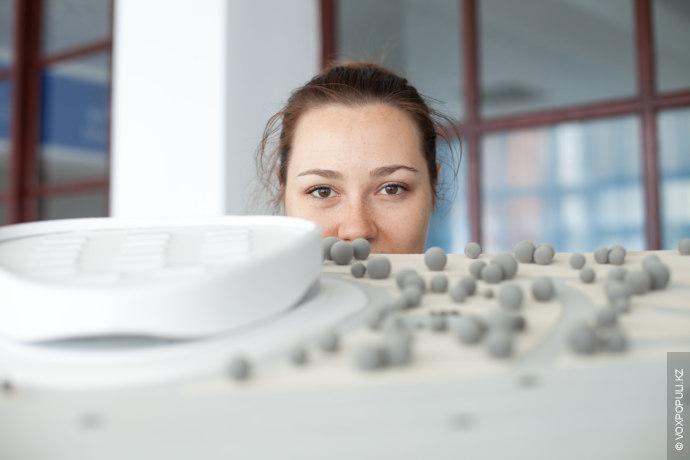 Молодые студенты, бакалавры и магистранты Казахской головной архитектурно-строительной академии (КазГАСА) находят архитектурные решения на стыке...