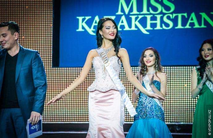 В ноябре 2014 года Казахстан выберет новую Мисс Казахстан. Как жила весь этот год, изо...