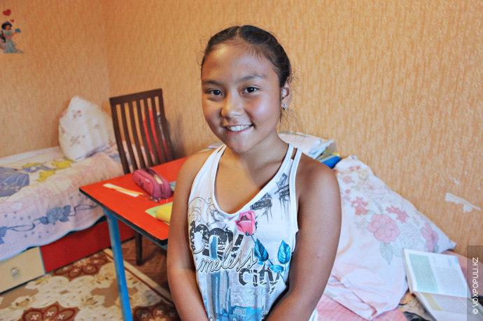 Малика, ученица 6 «Г» класса 130-ой гимназии. Она учится на «хорошо» и «отлично», самый любимый...