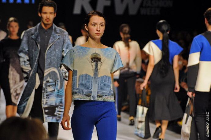 Первый день недели казахстанской моды успешно отгремел, фонтанируя всеми оттенками модной палитры: от агрессивно черной...