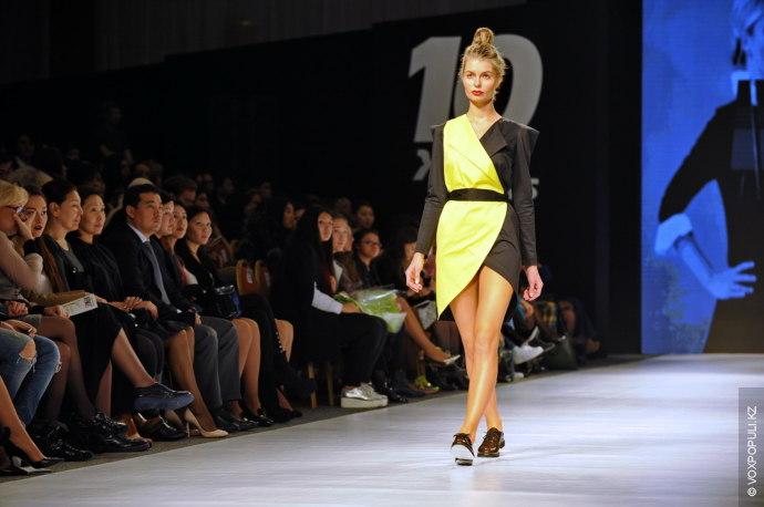 Следующим на Kazakhstan Fashion Week дебютировал бренд Avoli.
