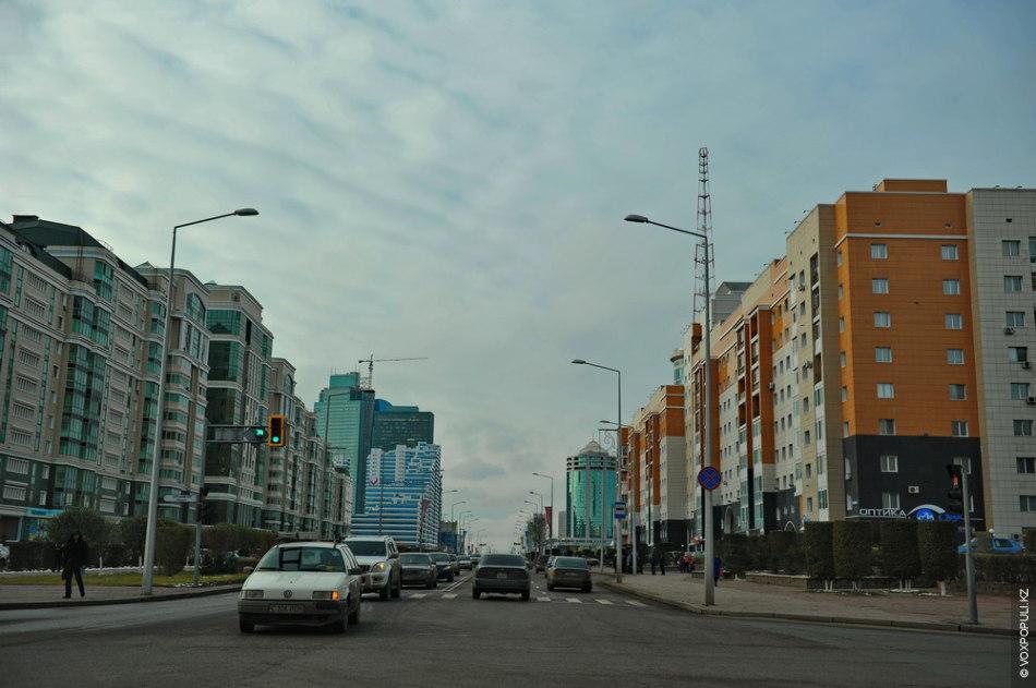 Астана. Владимир Третьяков