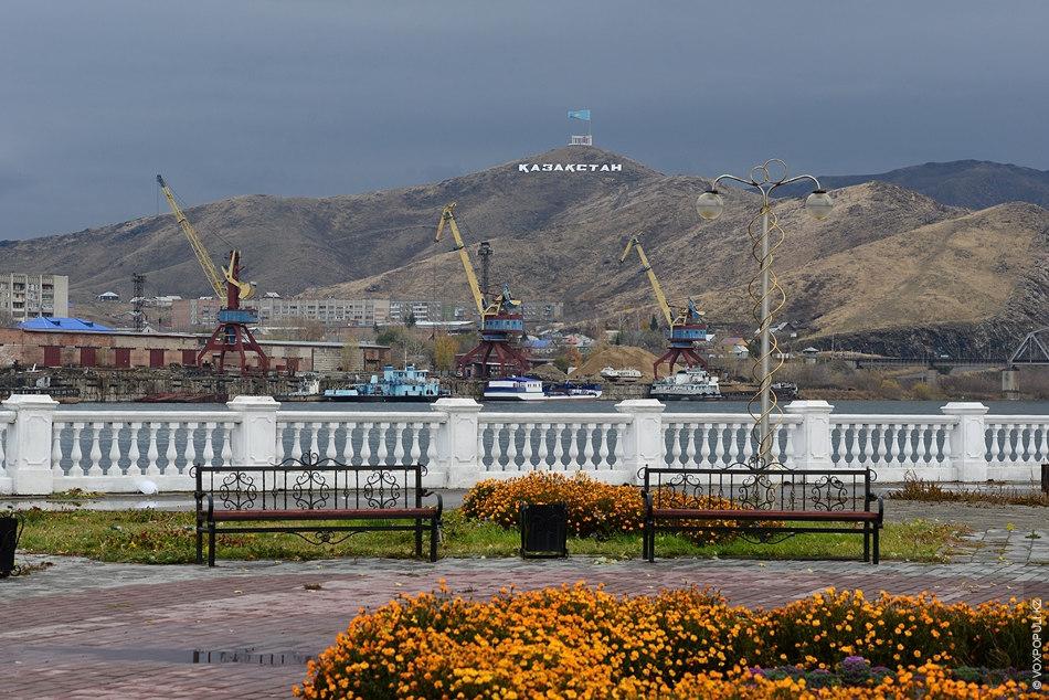 Усть-Каменогорск. Алексей Мазницин