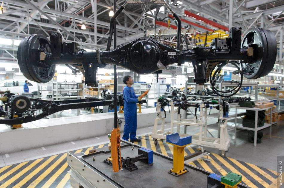 Сделано в Казахстане: Toyota Fortuner