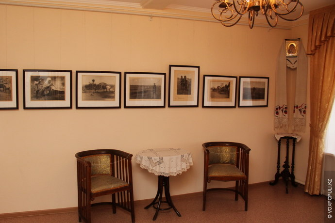Дом-музей Д.П. Багаева открыт в начале 2001-го после реконструкции домика, где Багаев жил и работал...