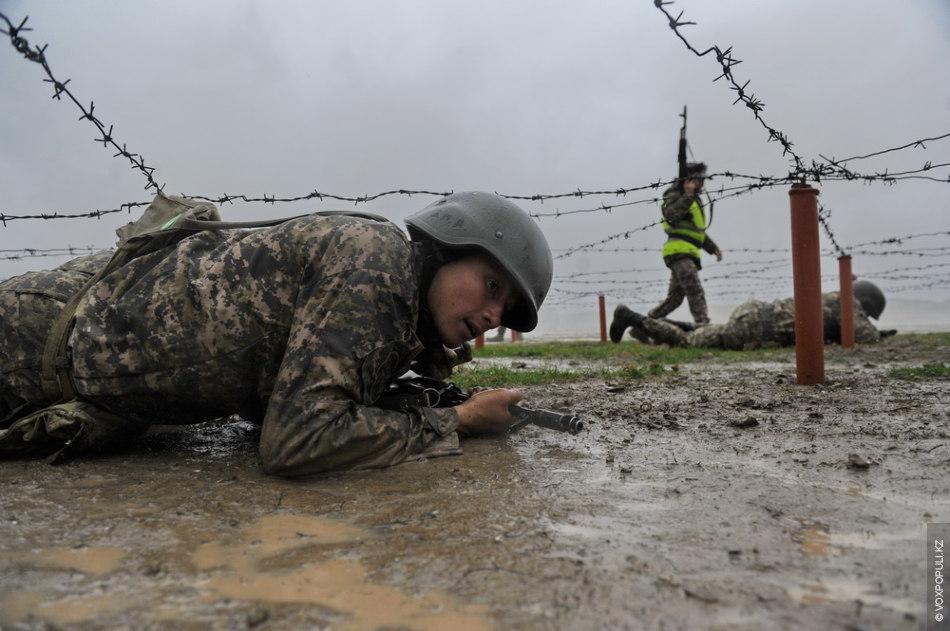 Командиры частей о составе участников узнали лишь за несколько дней до начала испытаний и не...