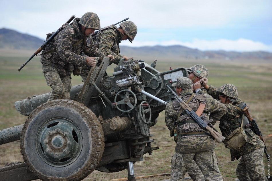 Задача артиллеристов не только качественно произвести выстрел, но и оперативно сменить свои позиции