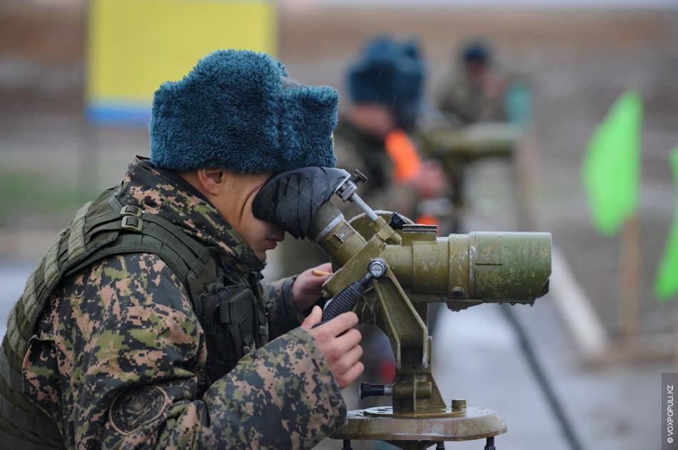 Состязания должны были показать, какие объединения, рода войск, воинские части достигли наилучших результатов за год