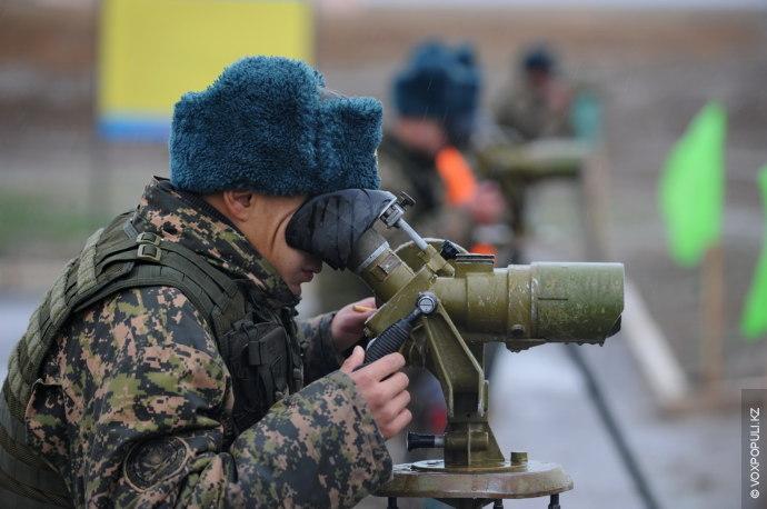 Состязания должны были показать, какие объединения, рода войск, воинские части достигли наилучших результатов за год.