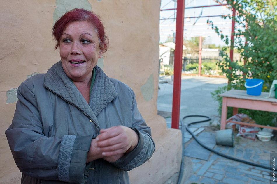Ирина – жена Сергея. Она стала приходить сюда давно, но жизнь в общине предполагает определенные...