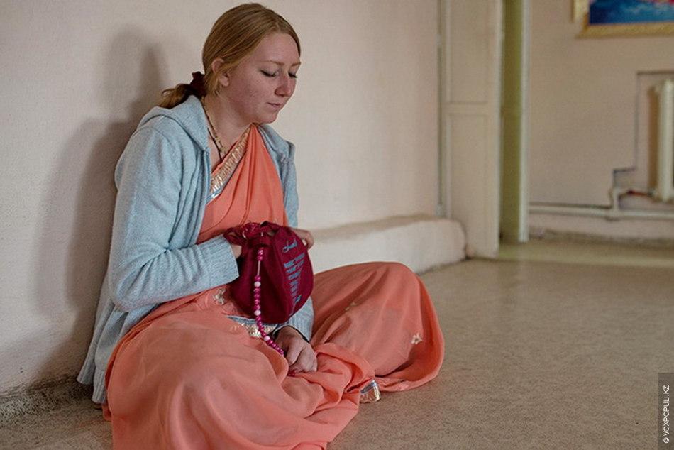 Карина – карагандинка, ездила с Гопичандрой в Алматы на фестиваль и решила на обратном пути...