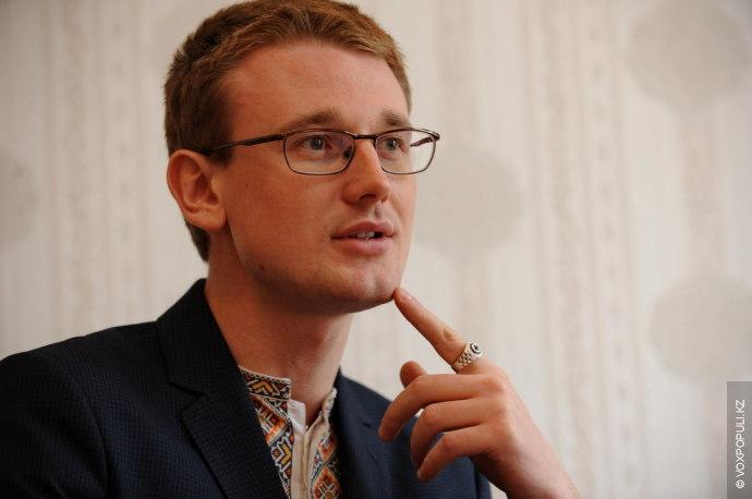 Святослав Рубан, 24 года, магистрант ЕНУ