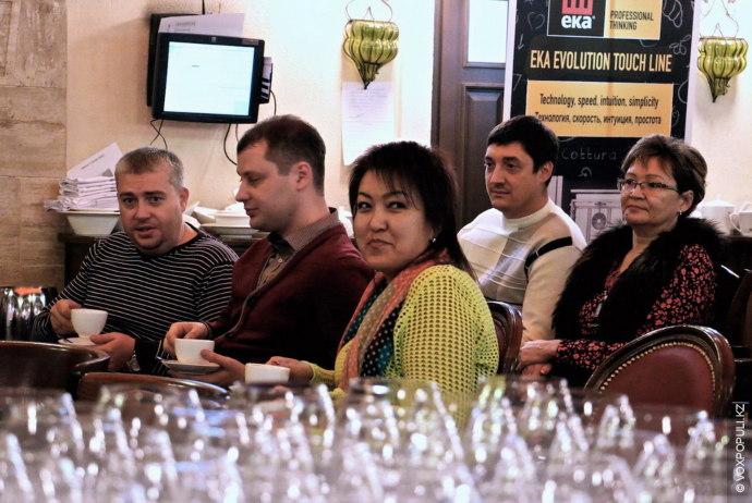 Через некоторое время «Красный путеводитель» сфокусировался на гастрономии и выработал  систему классификации ресторанов, в соответствии...