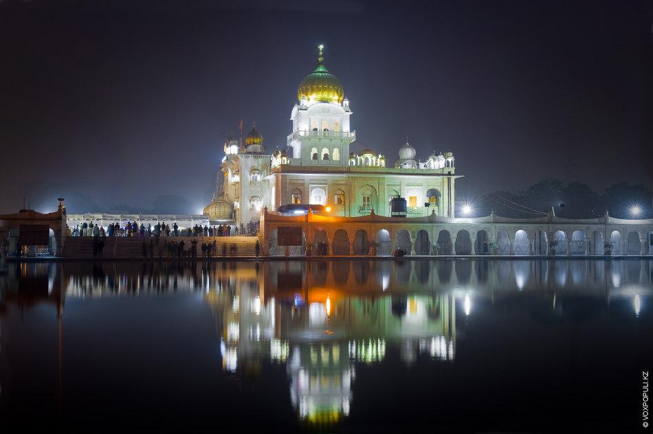 Сикхизм считается 8-й по количеству последователей религией в мире. Возник в среде индуизма и ислама...