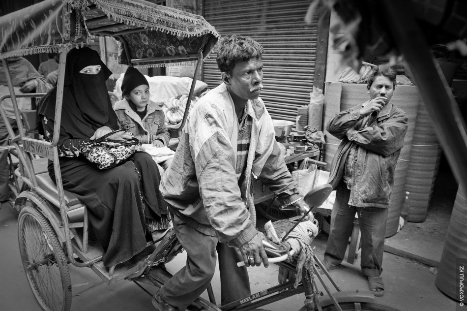 Эпизод из жизни мусульман старого Дели