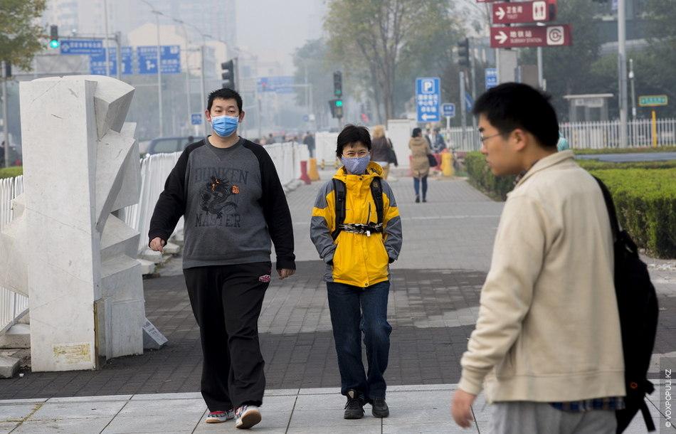 К слову, экология в Пекине оставляет желать лучшего. В городе функционирует больше двухсот заводов и...