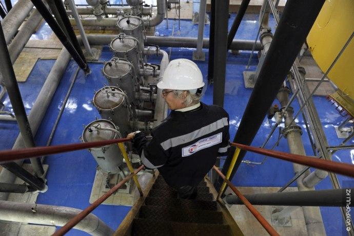 Ежегодно 22 декабря работники энергетической отрасли отмечают свой профессиональный праздник – День энергетика. Сегодняшний репортаж...