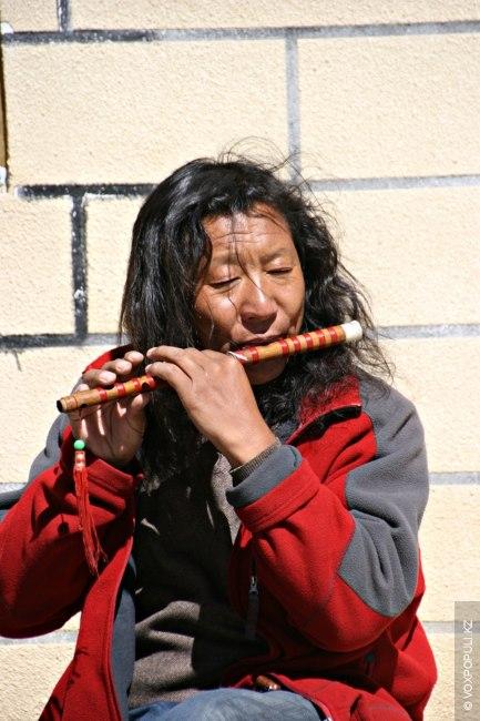 Тибетцы  самобытны. Путешествуя по Тибету и общаясь с ними, замечаешь, что они стараются сохранить...