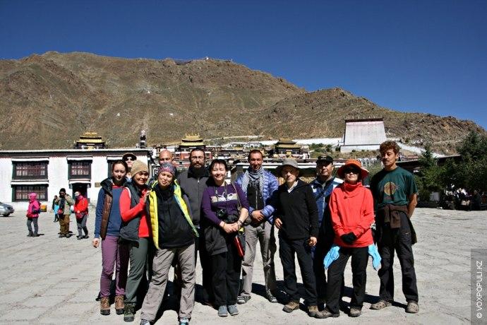 Шигадзе – один из двух великих религиозных центров Тибета, является местом притяжения,  как ...