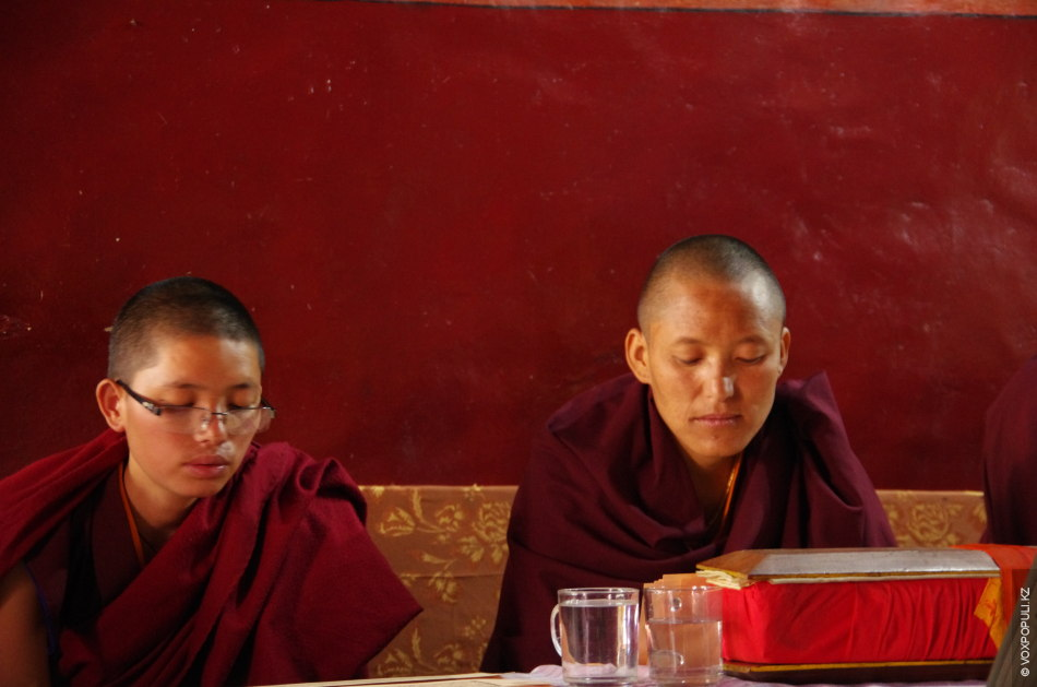 Чаще всего монахи еще детьми приходят в монастырь, если родители выбирают для них духовную карьеру...