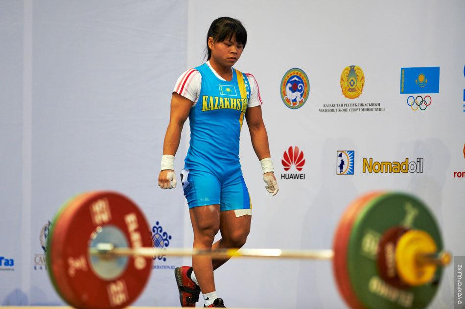 Зульфия Чиншанло (до 53 кг)  В сентябре Зульфия получила серьезный удар по своим амбициям. Она, олимпийская...